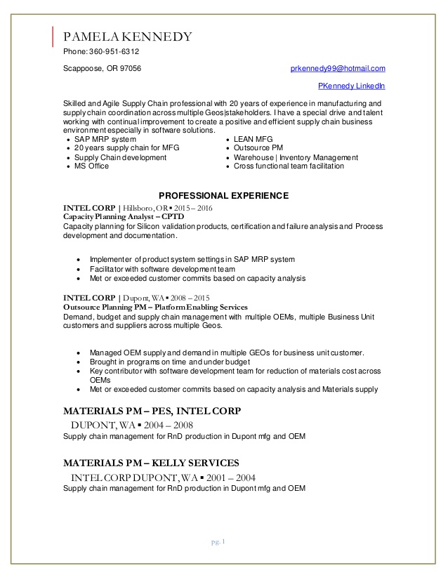 kennedy resume outsource experience for photography internship field organizer example Resume Resume Outsource Experience