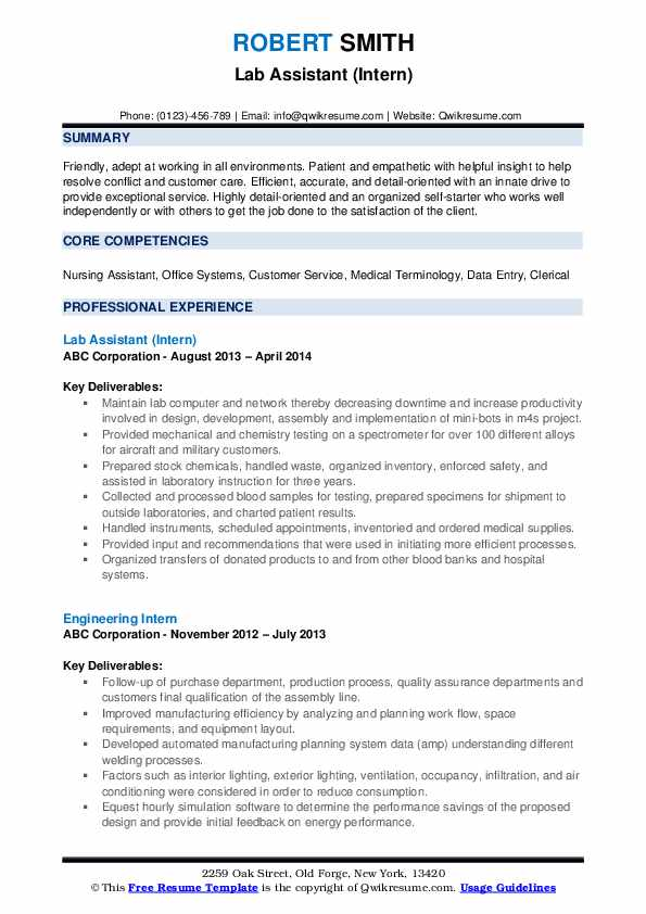 lab assistant resume samples qwikresume laboratory research pdf dark template sample for Resume Laboratory Research Assistant Resume