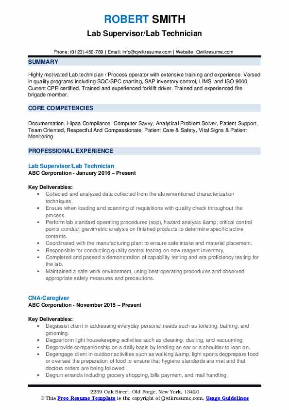 lab technician resume samples qwikresume research examples pdf chronological traditional Resume Research Technician Resume Examples