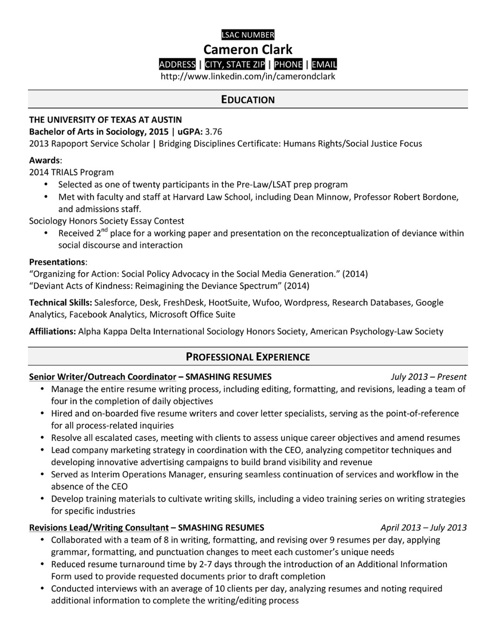 law school resume templates prepping your for of university at template present tense Resume Law School Resume Template Download