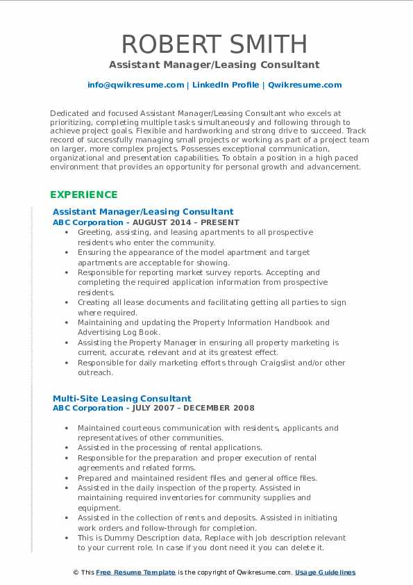 leasing consultant resume samples qwikresume pdf federal service experienced for python Resume Leasing Consultant Resume