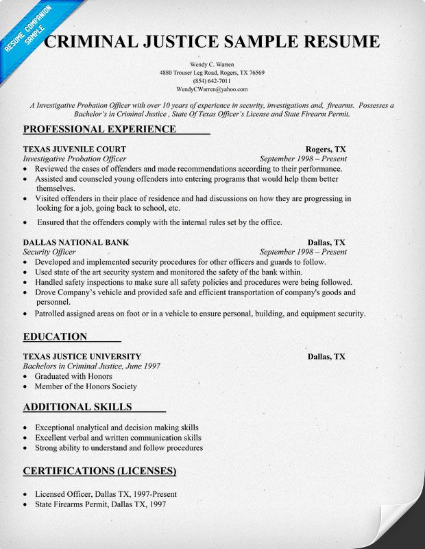 legal resume writing tips criminal justice criminology objective construction project Resume Criminology Objective Resume