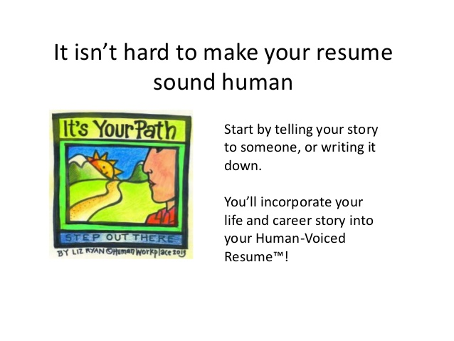 let bring more of jane human voiced resume example to make your sound keep on file same Resume Human Voiced Resume Example