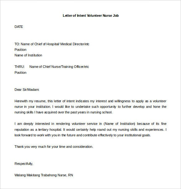 letter of intent for job free word pdf documents premium templates resume with statement Resume Resume With Statement Of Purpose