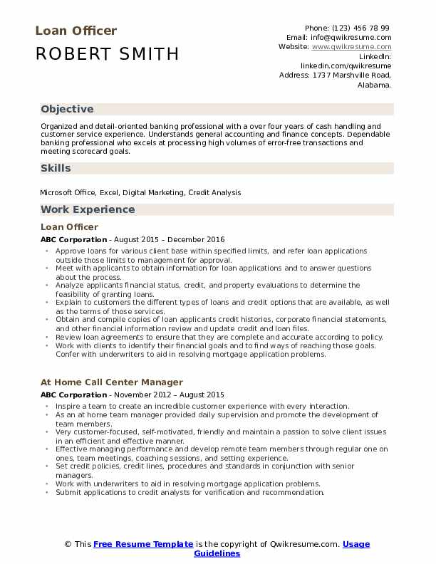 loan officer resume samples qwikresume business pdf data entry operator job description Resume Business Loan Officer Resume