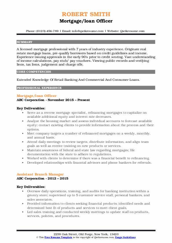 loan officer resume samples qwikresume examples pdf food service factoring quality Resume Loan Officer Resume Examples