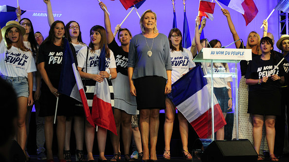 marine le pen is winning over youth the world weekly resume programme should you put Resume Resume Programme Marine Le Pen