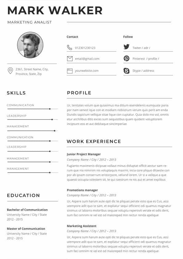 marketing analyst resume for word now cv resume0 preferred name on admin sample airport Resume Marketing Analyst Resume
