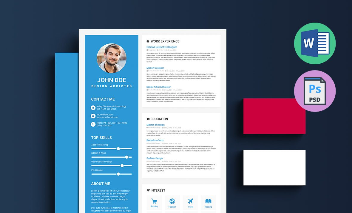 material resume template ms word design free big 1180x716 for netflix registered Resume Material Design Resume Template Free