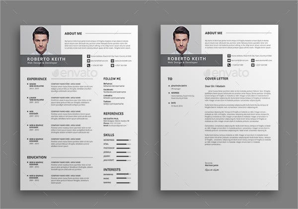 modern resume templates pdf free premium template examples it format information security Resume Modern Resume Template Examples