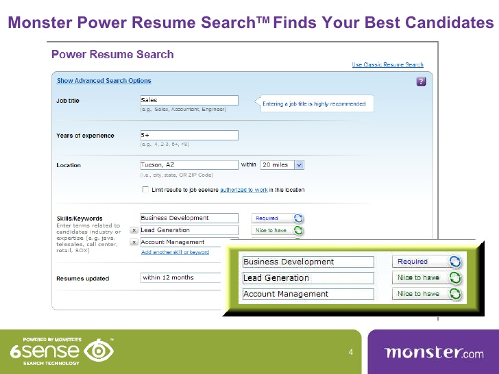 monster resume search for recruiters monstercom administrative assistant profile Resume Monster Resume Search For Recruiters