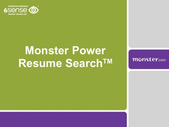 monster resume search for recruiters monsterpowerresumesearchfeb2010 phpapp01 thumbnail Resume Monster Resume Search For Recruiters