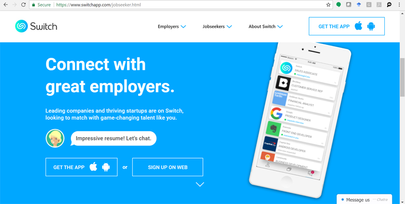 most innovative job search tools livecareer startwire resume review switch management Resume Startwire Resume Review