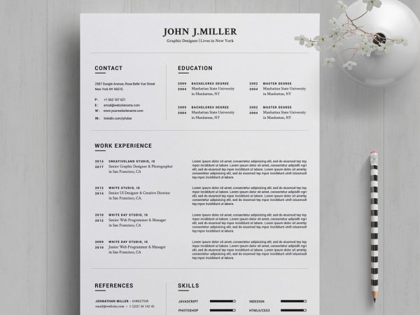 most popular free resume templates resumekraft best format for word template 600x450 Resume Best Format For Resume 2020