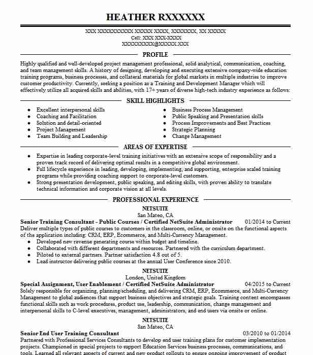 netsuite administrator resume example command7 orem manager examples best for call center Resume Netsuite Administrator Resume