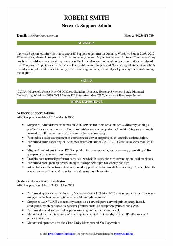 network administrator resume samples qwikresume jr pdf customer service manager examples Resume Jr Network Administrator Resume