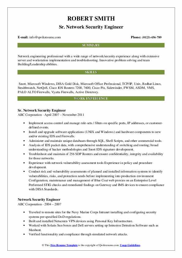 network security engineer resume samples qwikresume palo alto sample pdf company Resume Palo Alto Resume Sample