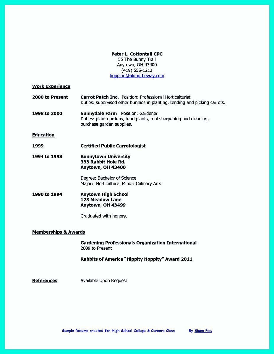 nice best college student resume example to get job instantly samples template high Resume Resume For University Job