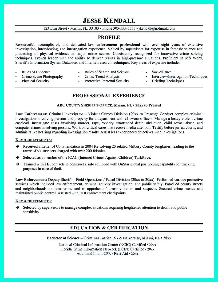 nice best compliance officer resume to get manager attention police cover letter for Resume Police Resume Writing Services