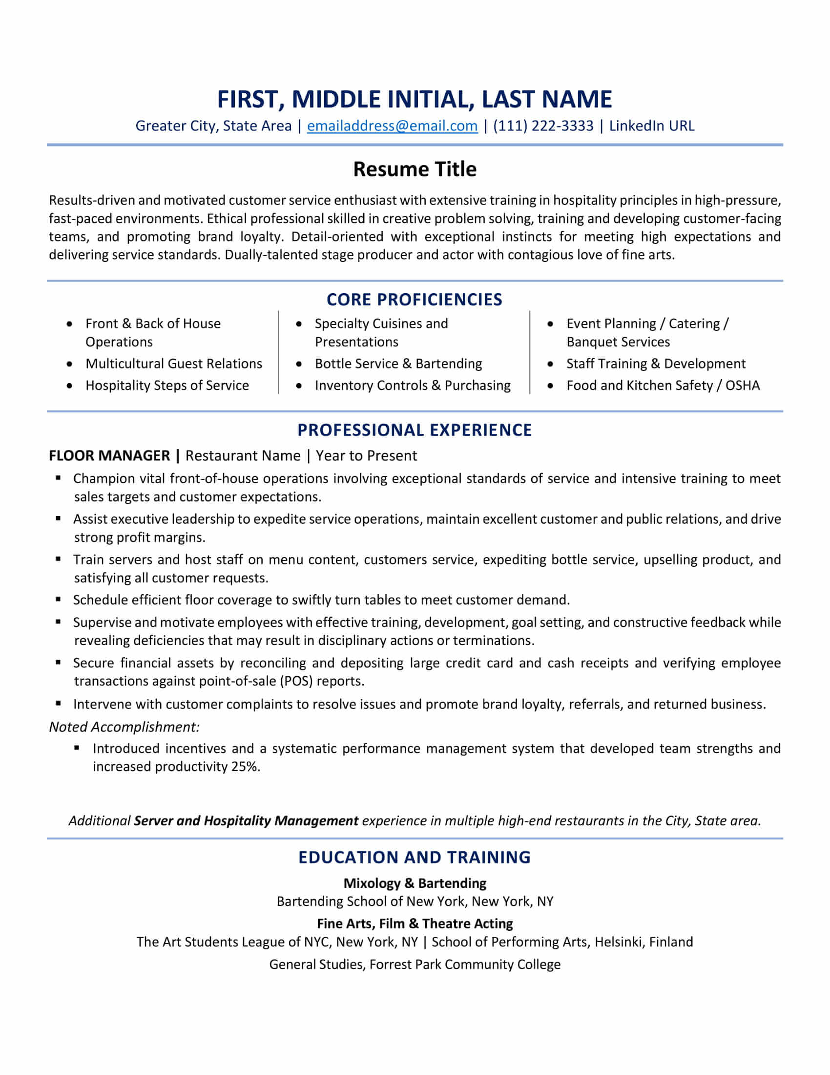 no fail resume tips for older workers examples zipjob additional experience on example vs Resume Additional Experience On Resume