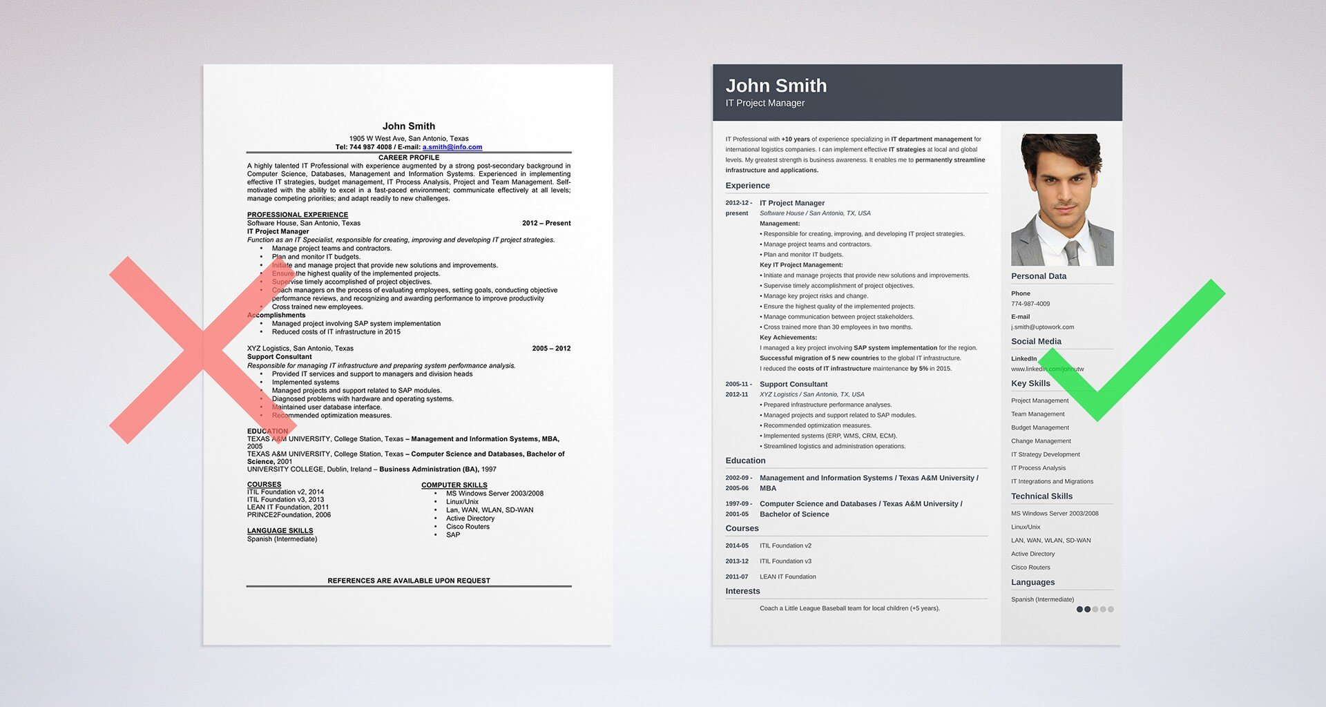 of hobbies and interests for resume cv examples personal section on portfolio vs business Resume Personal Section On Resume
