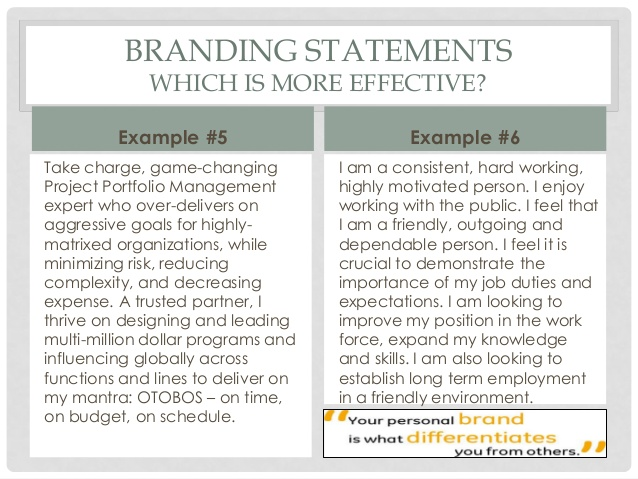 personal branding and your resume final statement examples resume1716final match psg emt Resume Resume Branding Statement Examples