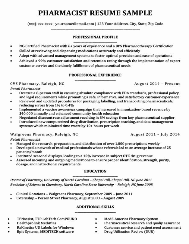 pharmacy tech resume samples beautiful pharmacist sample writing tips in examples Resume Professional Pharmacist Resume Writers