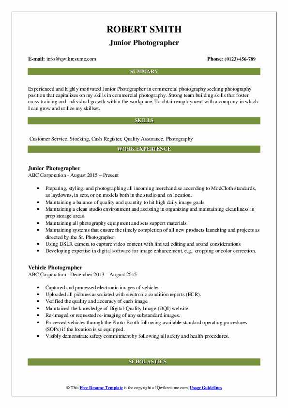 photographer resume samples qwikresume skills for pdf technical examples storage engineer Resume Skills For Photographer Resume