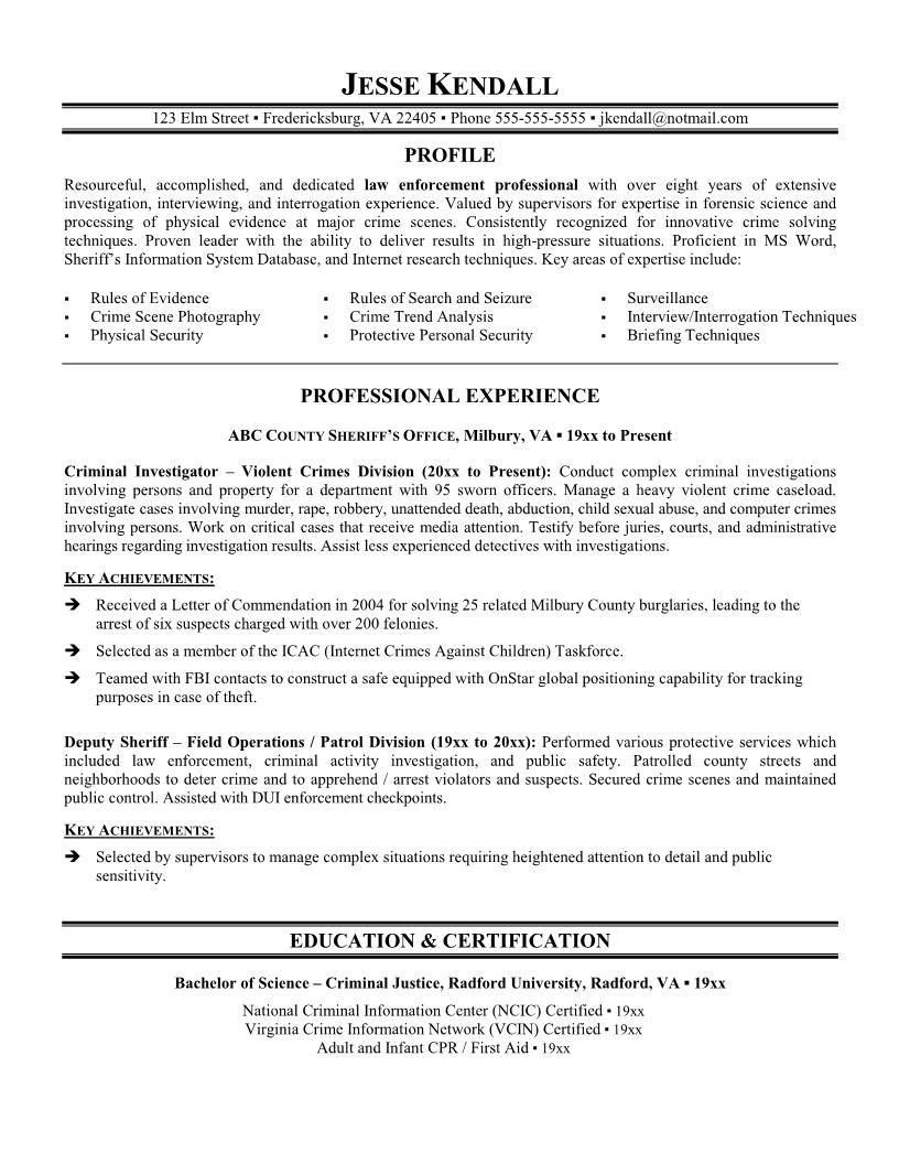 pin by meg sherrill on resume design police officer cover letter for examples writing Resume Police Resume Writing Services