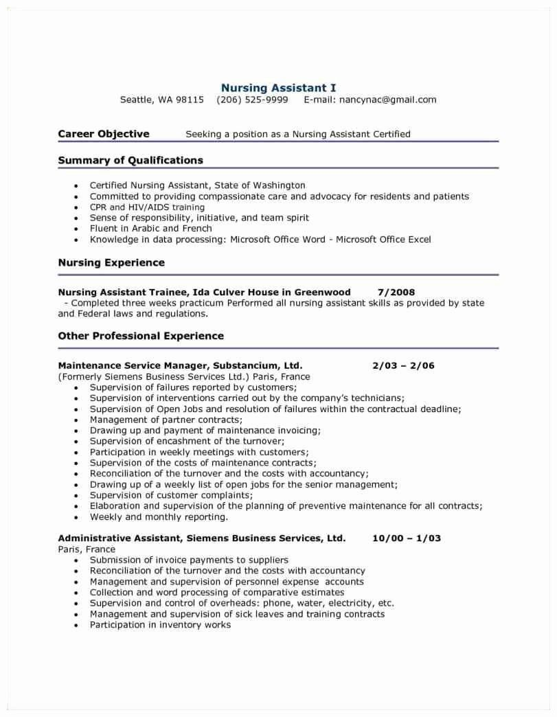 pin on best resume example for entry level certified nursing assistant batching plant Resume Entry Level Certified Nursing Assistant Resume