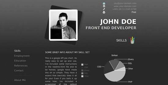 pin on wordpress themes best free resume awesome funny writing specialists linkedin Resume Best Free Wordpress Resume Themes