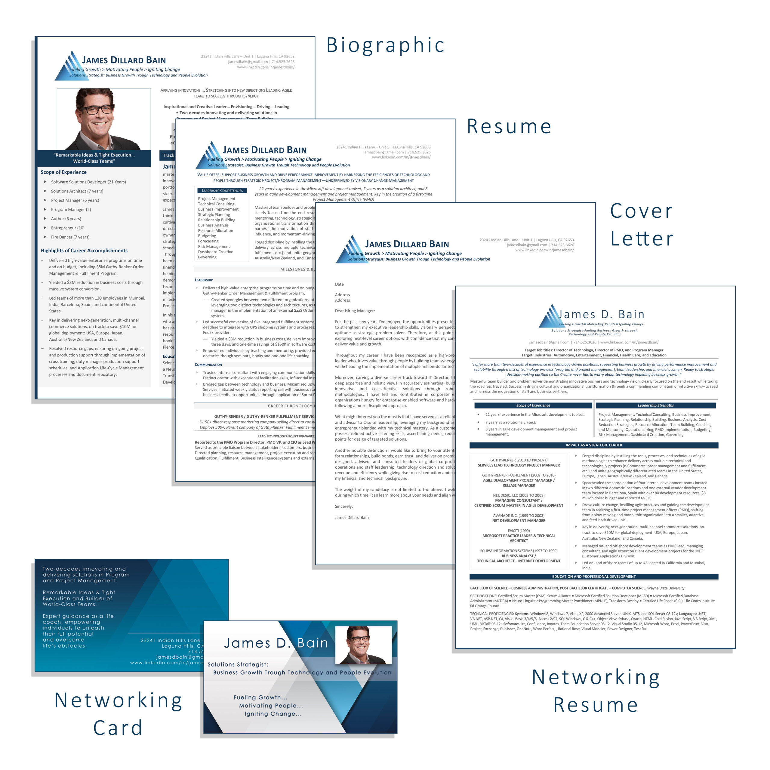 premier executive resume packages writing services james dillard bain all child senior Resume Executive Resume Packages