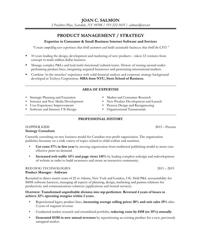 product manager free resume samples blue sky resumes sample joan salmoin after ideas for Resume Product Manager Resume Sample