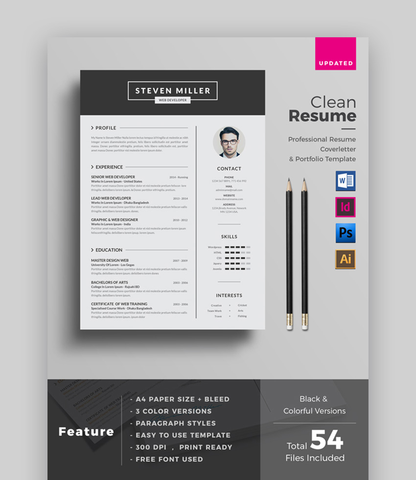 professional ms word resume templates simple cv design formats free awesome microsoft Resume Free Awesome Resume Templates Microsoft Word
