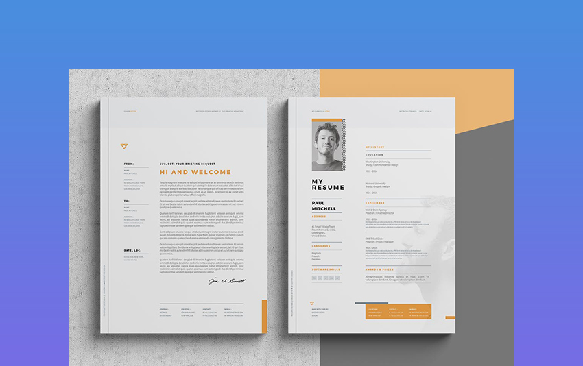 professional ms word resume templates simple cv design formats one or two microsoft Resume One Or Two Page Resume 2019
