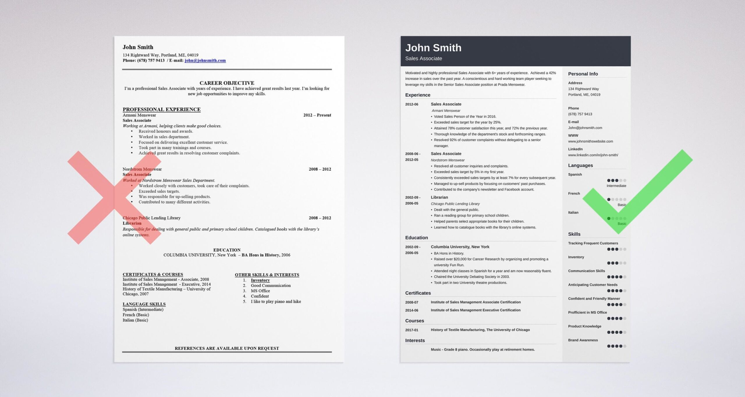 professional resume summary examples statements catchy titles example on template cubic Resume Catchy Resume Titles Example