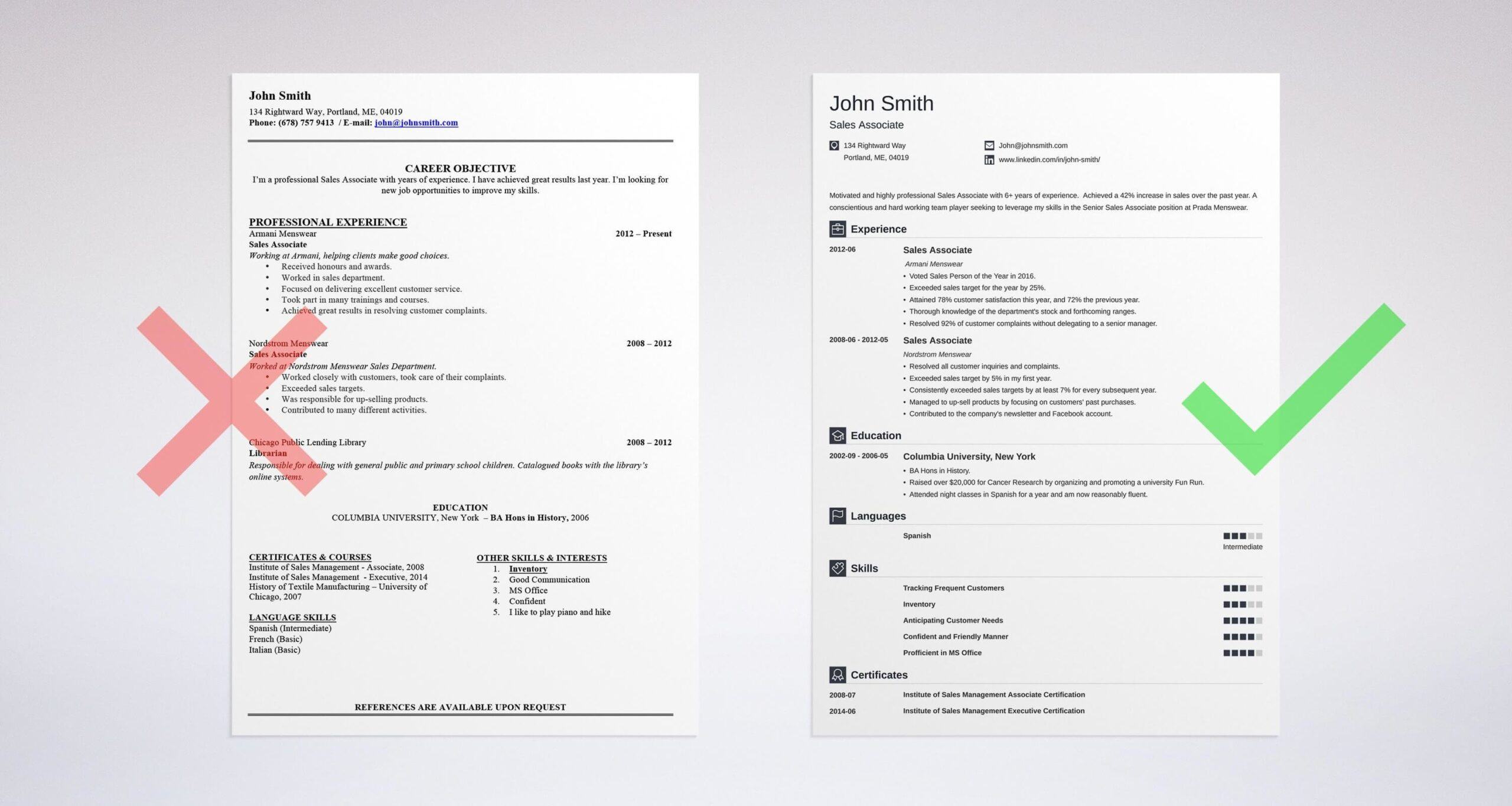 professional resume summary examples statements finish your with short on template light Resume Finish Your Resume With A Short Professional Summary