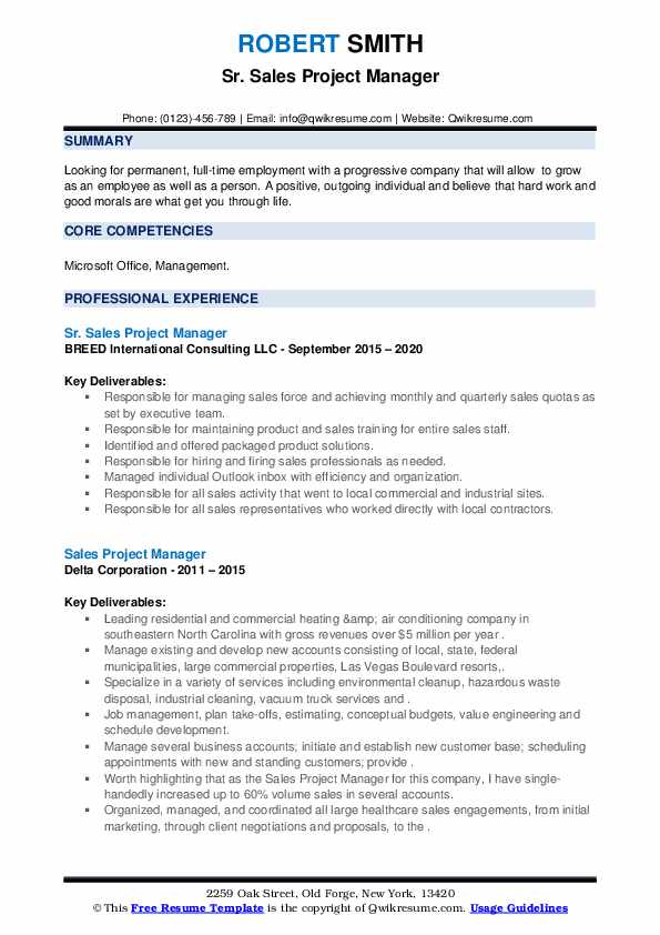 project manager resume samples qwikresume pdf lyft driver ecornell certificate on generic Resume Project Manager Resume 2020