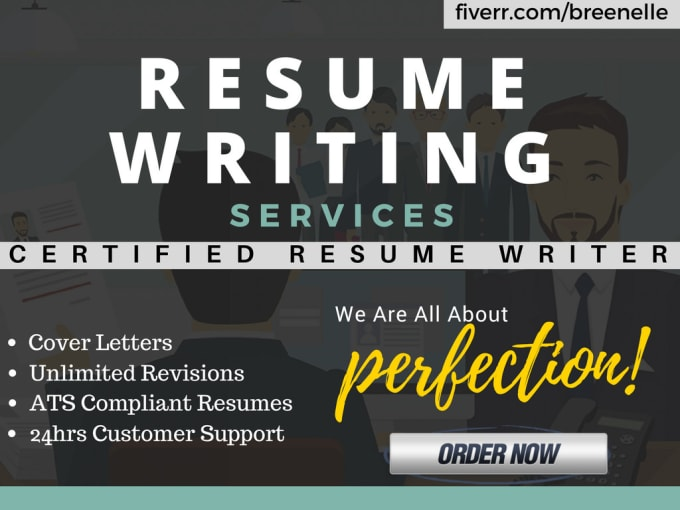 provide resume writing services cv writer cover letter linkedin ats by breenelle Resume Linkedin Resume Services