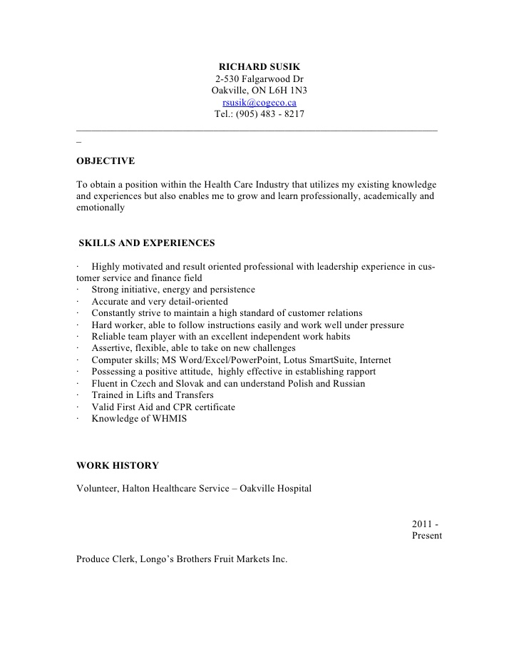 psw qualifications resume manufacturing cover letter examples accounts receivable Resume Psw Qualifications Resume