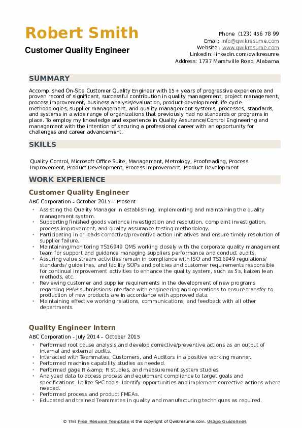 quality engineer resume samples qwikresume pdf best architect sample special training for Resume Quality Engineer Resume Download