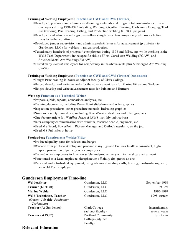 rail car welder resume november help train new employees on modified april should you Resume Help Train New Employees On Resume