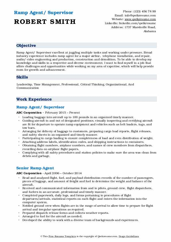 ramp agent resume samples qwikresume for airport pdf airbnb manager dog groomer cover Resume Resume For Airport Ramp Agent