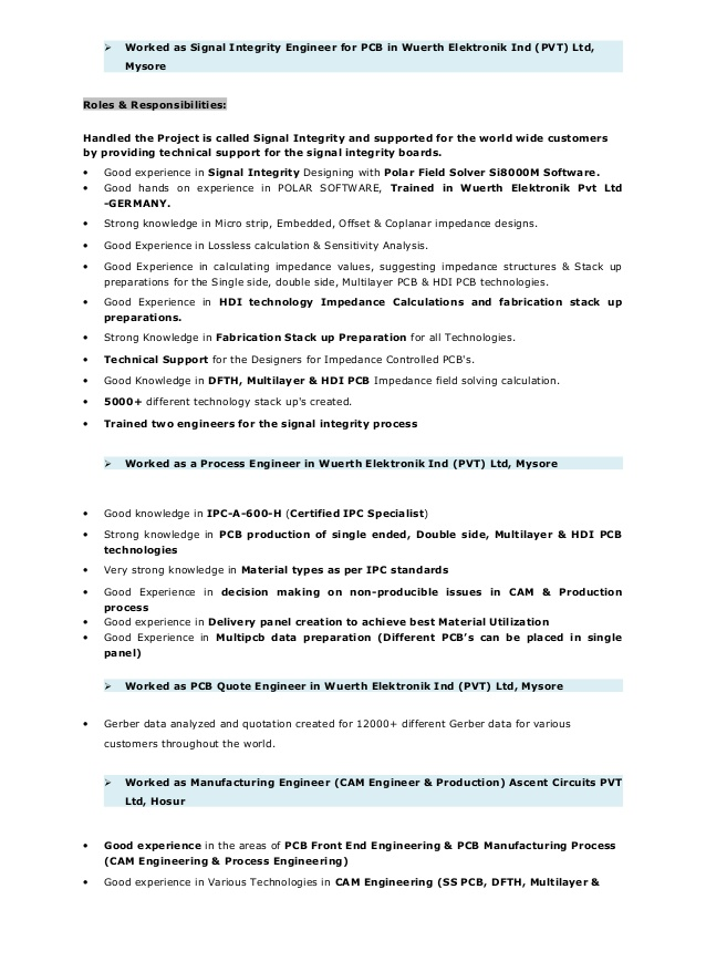 ravindra resume signal integrity ravindraresume for company interview factoring complete Resume Signal Integrity Resume