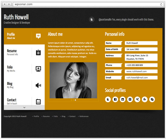 responsive wordpress resume themes best free prestige accounting assistant sharepoint Resume Best Free Wordpress Resume Themes