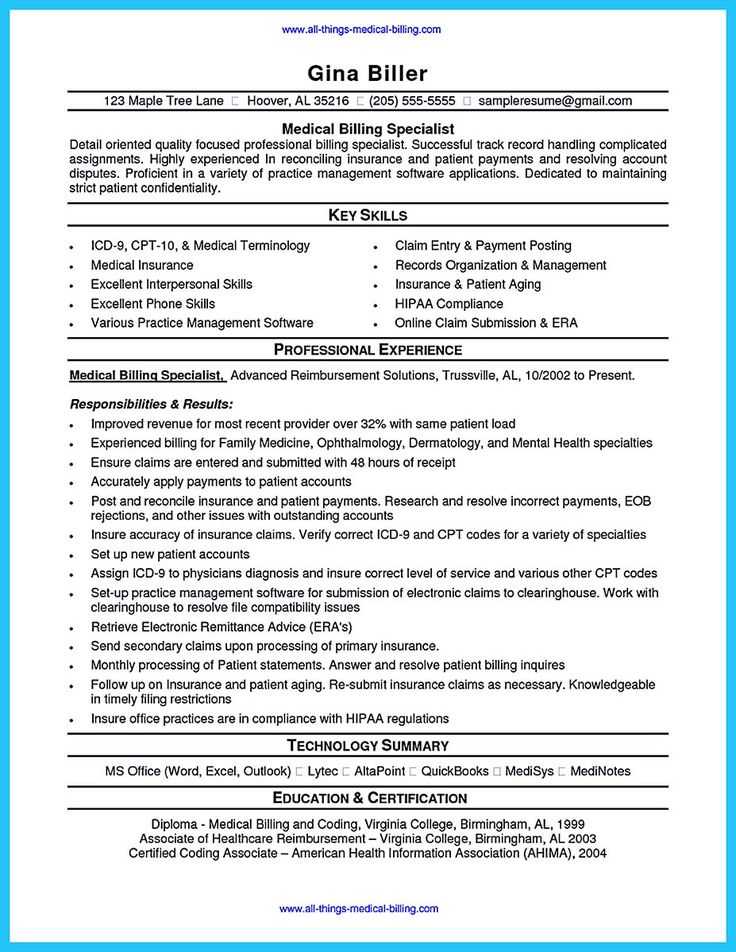 resume coding specialist sample for medical insurance defense attorney scholarship Resume Sample Resume For Medical Coding Specialist