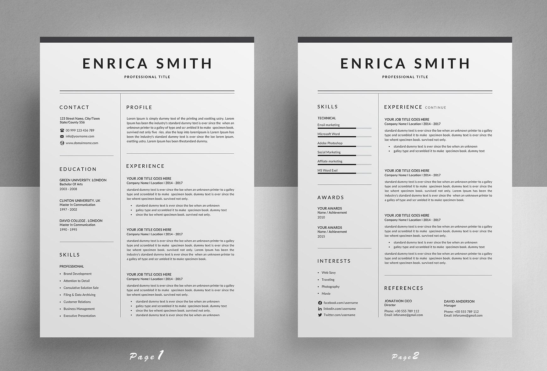 resume cv cover letter for template free matching and templates screening software Resume Free Matching Cover Letter And Resume Templates