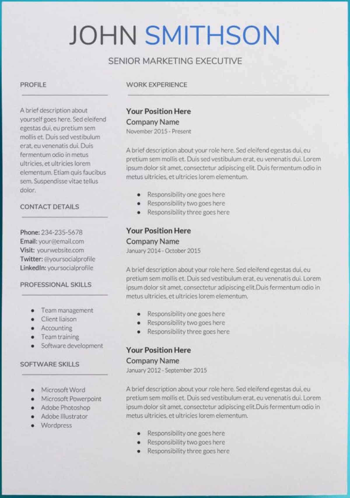 resume downloadable templates for google docs oogle document search forms collecting Resume Google Sheets Resume Template