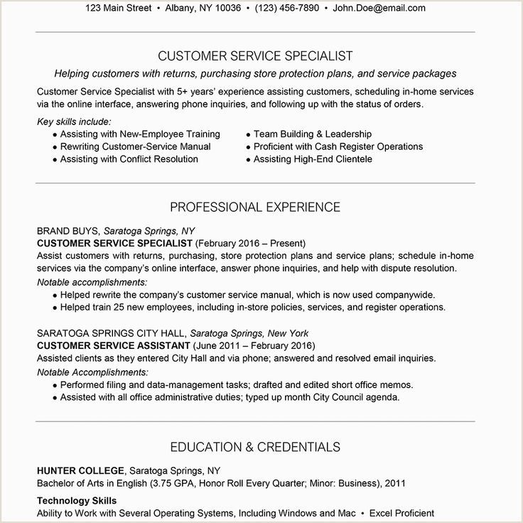 resume example cv professional and creative design cover letter fo in customer service Resume Help Train New Employees On Resume