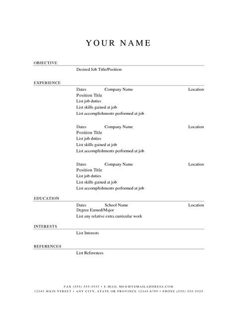 resume example in free printable templates sample builder and print any additional Resume Free Resume Builder Download And Print
